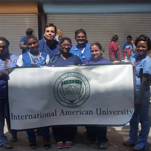 Local AMSA chapter hosts first community clinic