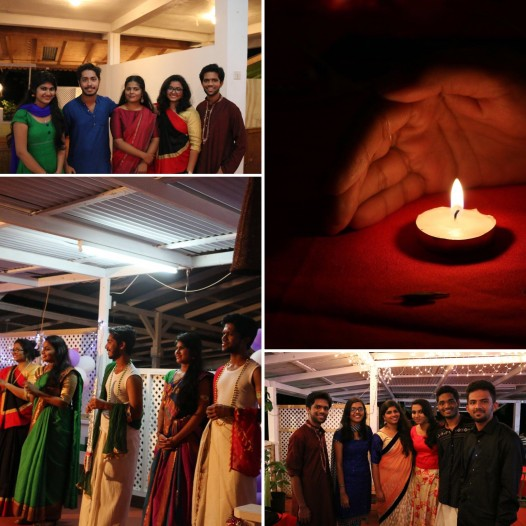 DIWALI CELEBRATION ON IAU CAMPUS