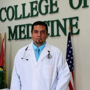 IAU Student Success Story, Jesus Medina
