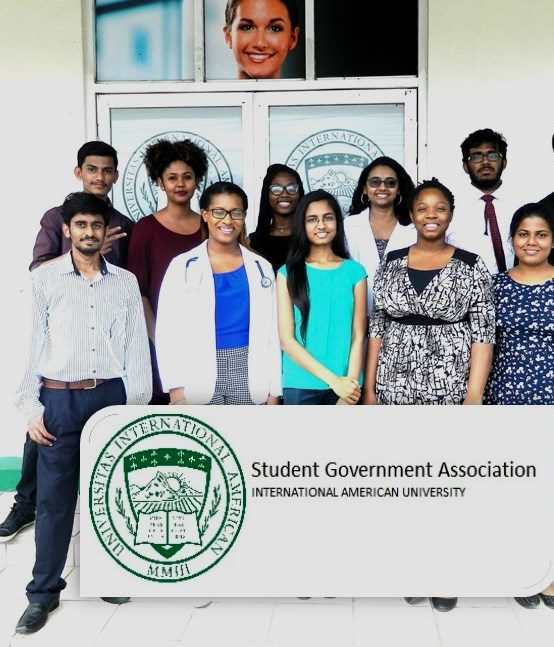 Newly Elected Spring 2017 SGA Members