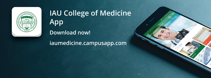 IAU College of Medicine App