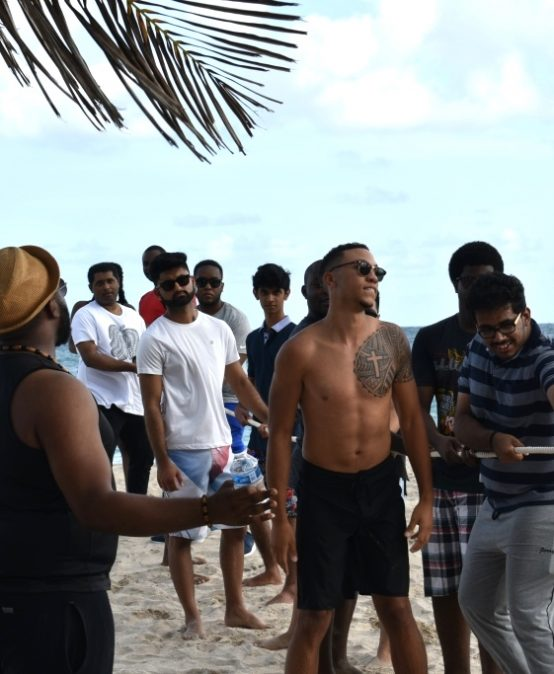 SGA Welcome Beach Party,Fall 2017