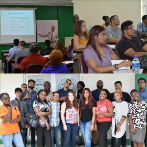 Orientation for the New Students, Fall 2017