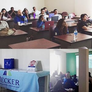 Becker Health Care Presentation at IAU