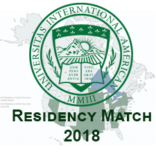 IAU College of Medicine Congratulates Students on 2018's Residency Match Success