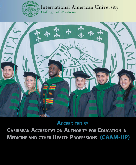 International American University Receives CAAM-HP Accreditation