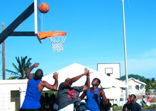 Riveting competition at the 5th IAU Hoop it up 2011