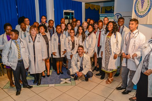 White Coat Ceremony – Fall 2014