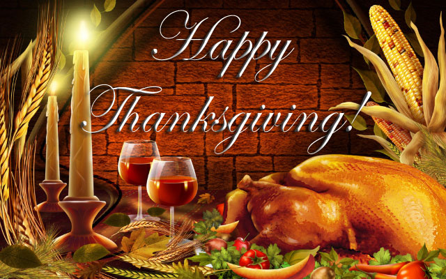 Thanksgiving Holiday Closure: North American Office of  International American University