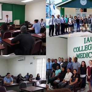 Spring 2017 New Students Orientation to Welcome Students to the St Lucia Campus