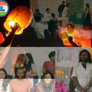 The IAU Indian Students Association (ISA) hosted a Diwali Night on campus
