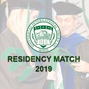 2019's Residency Match Success