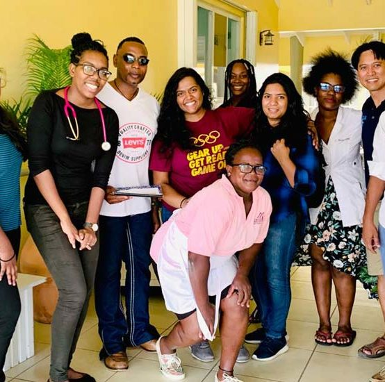 SGA Visit the Elderly- Comfort Bay